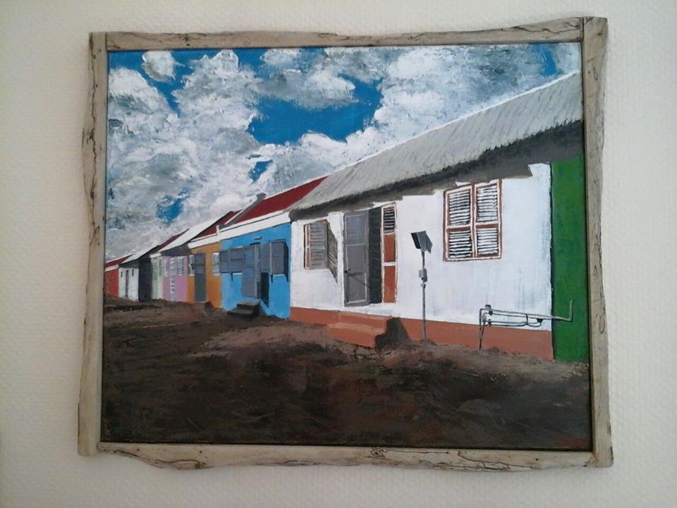 Curaçao / Commission Work (Opdracht)