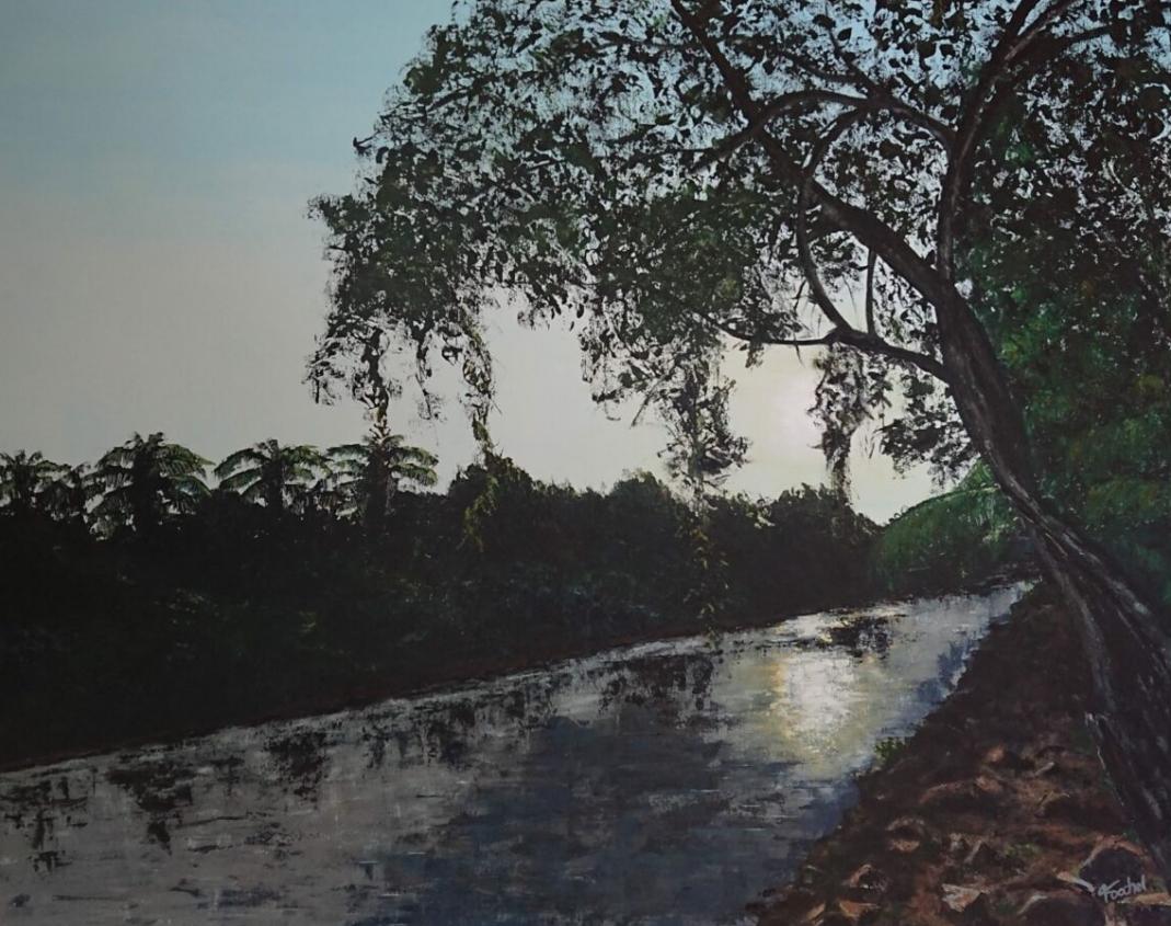 Suriname / Commission work (Opdracht)